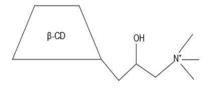 阳离子环糊精(图1)