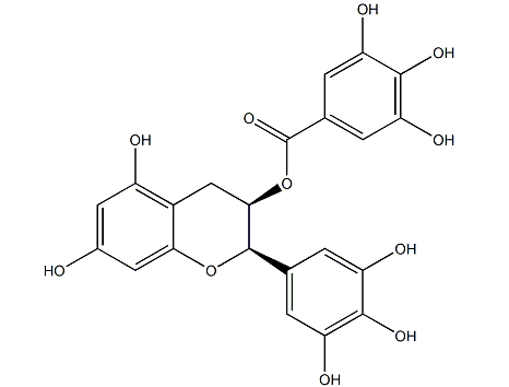 水溶性EGCG(茶多酚)(图1)
