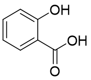 水溶性水杨酸(图1)
